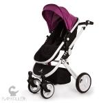 Детская коляска Babyruler ST166 прогулка