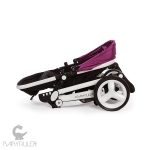 Детская коляска Babyruler ST166 сложенная