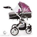 Детская коляска Babyruler ST166 дождевик